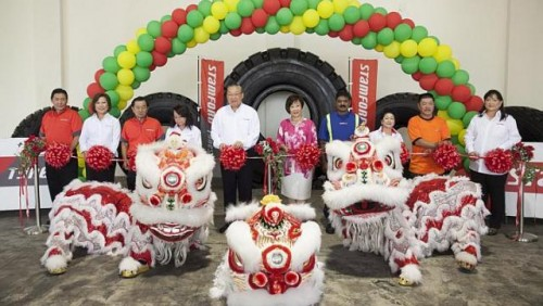 Stamford Tyres opens $25m facility