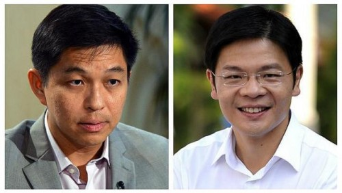 Cabinet changes: Tan Chuan-Jin, Lawrence Wong promoted to full ministers