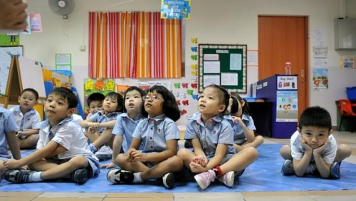 Two anchor preschool operators improve on salaries, career tracks for teachers