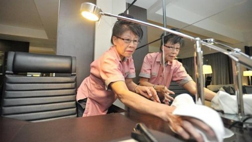 More firms keen to keep older staff