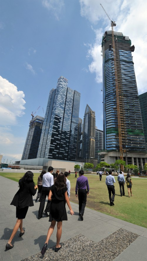 Aurecon to expand S'pore HQ, hire more staff