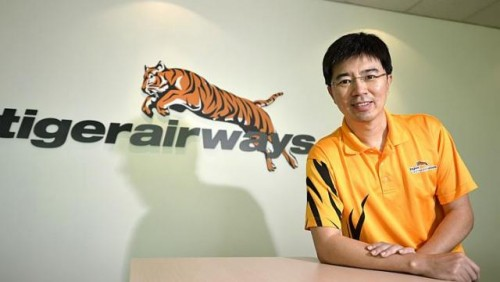 Battered Tiger Airways replaces CEO with SIA executive