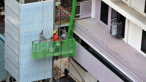 New mandatory framework for building designs to protect workers and their safety
