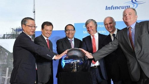 Infineum opens new chemical plant on Jurong Island
