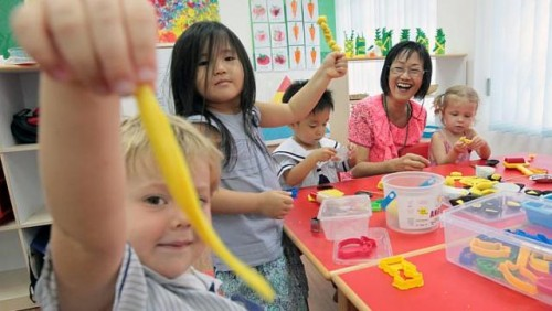 No pre-school staff? 160 new relief teachers to the rescue