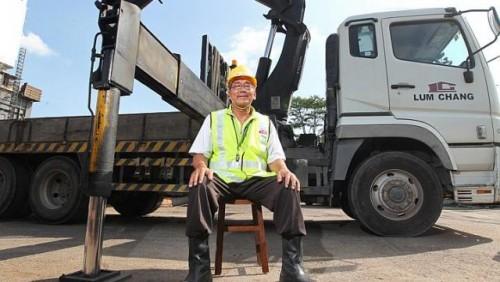 'Rocket Man' is ready for any job