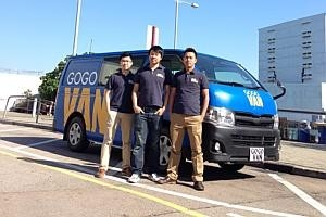 HK's GoGoVan makes its app delivery in S'pore