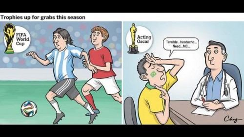World Cup season a time for bonding