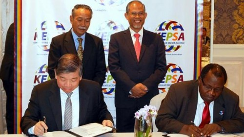 Strong growth in East Africa lures Singapore firms
