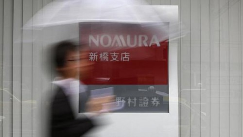 Nomura back to business as usual