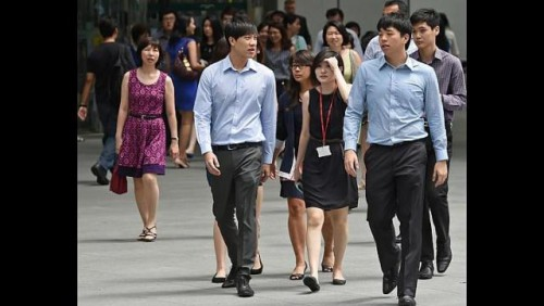 Many in S'pore find work a chore: Poll
