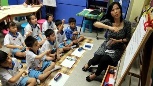 Singapore teachers among the most hard-working: Study