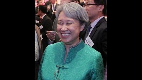 Temasek CEO wins business leaders award