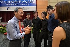 Talent still at heart of SPH strategy: Dr Lee