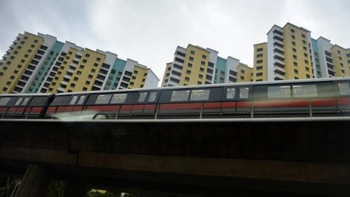 Upgrading of 3 MRT stations to be completed by mid-2015