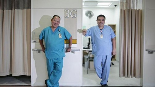 More men becoming nurses, according to numbers from polytechnics and health-care institutions