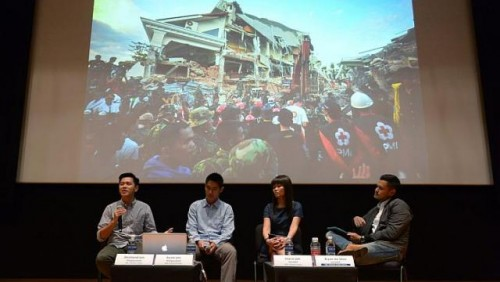 ST journalists share their experience of covering disasters