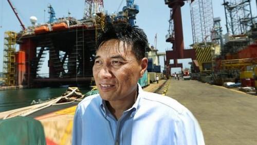 Poly grad rose to become shipyard CEO