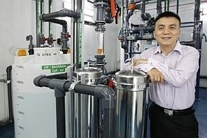 High-end innovation for Century Water