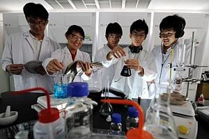 Businesses to promote study in Stem faculties