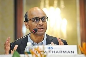 Tharman tells banks to do more to re-employ older workers