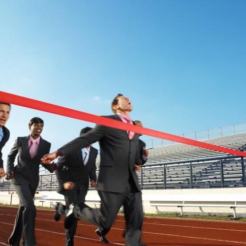Running the career marathon