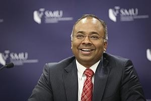 New SMU business school dean aims to boost SMEs