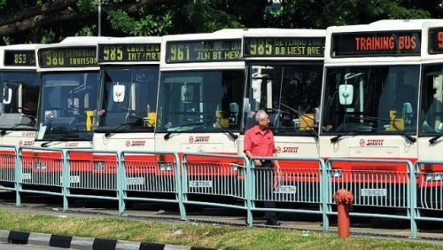SMRT to hire part-time drivers to ease shortfall