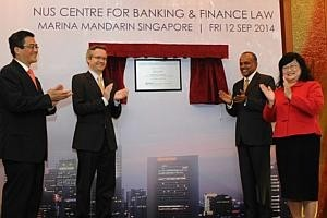 Legal community urged to cater to needs of financial institutions