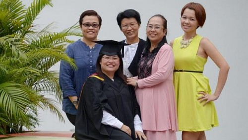 Teacher gets degree, thanks to pre-school