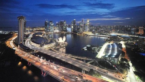 Economic sense of a second Singapore