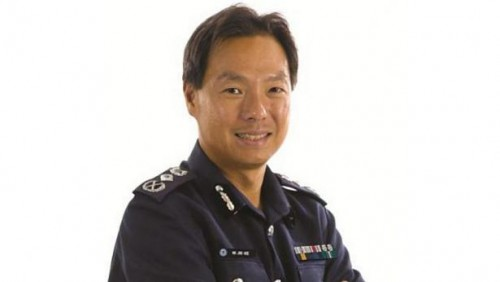 CID chief to be appointed head of police force in Jan
