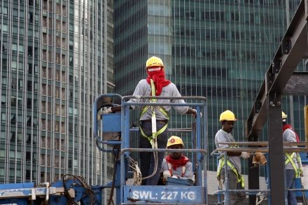 Adjustment pains for construction sector