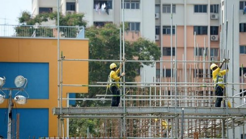 Push to raise skills, productivity in construction sector