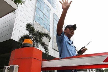 Progressive wage at Singapore security sector's door