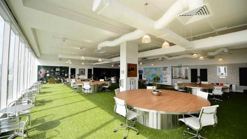 5 of the coolest workplaces in Singapore