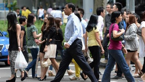 Middle class in Singapore 'feeling more insecure'