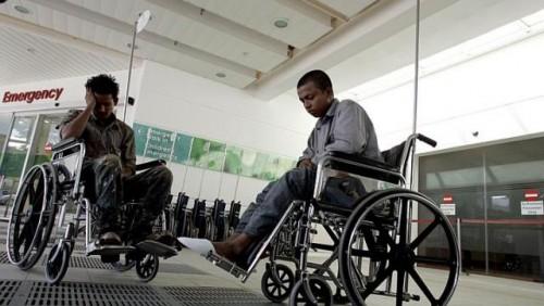 A win-win way to help injured foreign workers