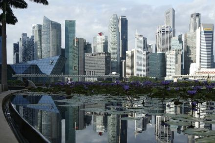 The transformation of Singapore banks