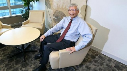 The engineer who became ExxonMobil S'pore chairman
