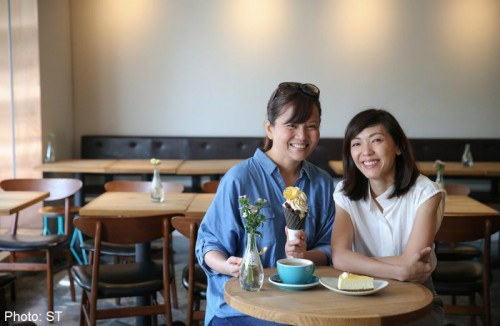 Doing well: 'Chill' cafe in Toa Payoh