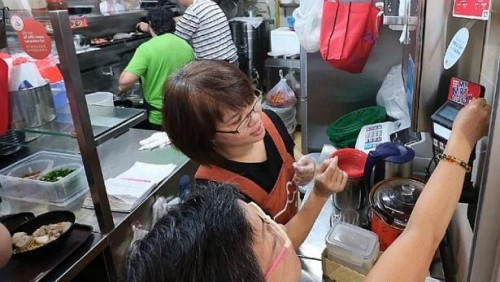 More hawker centres in Singapore to offer Nets FlashPay payment