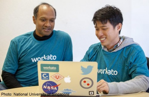 Start-up success for students with gumption