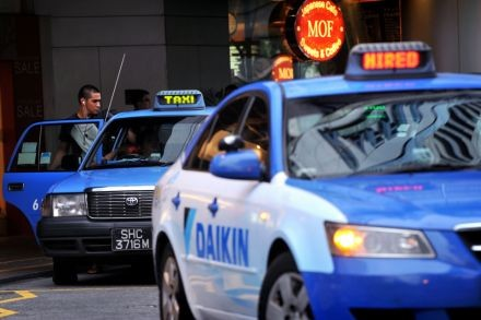 Taxi fares to go up?