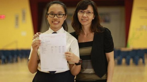 Tough struggle of work and study ends well for teen