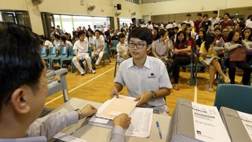 School's first batch sets high standard