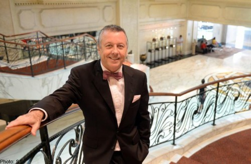 Top hotelier relishes the challenges and diversity of his work