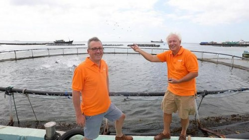 Reeling in the benefits of farming fish in Singapore