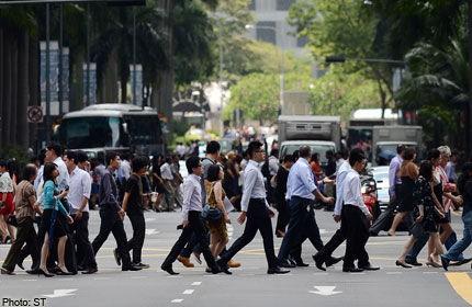 Job vacancies here at 6-year high of 67,400