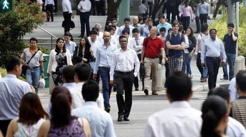 Singapore Budget 2015: Median wages increased six times since 1965